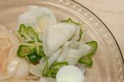 カレーの付合せに☆カブのサラダの写真
