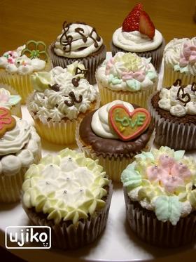 カップケーキ!