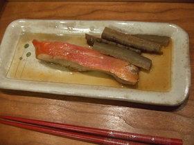 ほっこり♪白身魚の煮付け