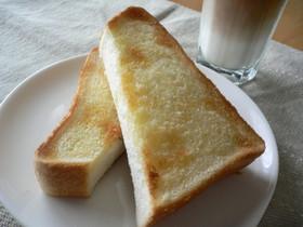 喫茶店★塩バタートースト★