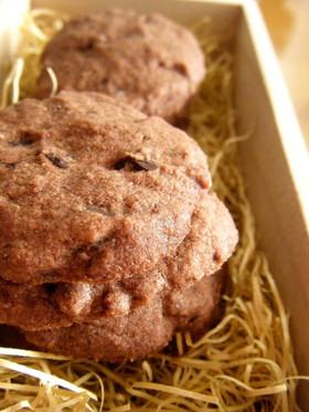 アレルギーっ子のチョコチップクッキー