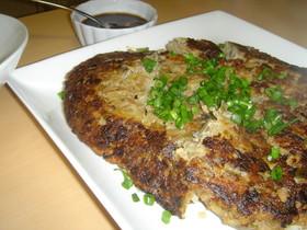中華風ハンバーグ