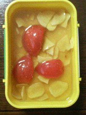 トマトのハニージンジャー