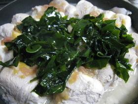豆腐の肉巻き☆梅煮
