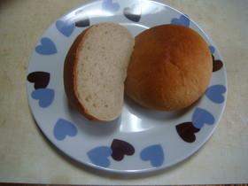 小麦・米粉ブレンド  プチパン♪