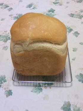 皮がサクサク☆食パン