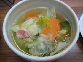 きゃべつのスープ