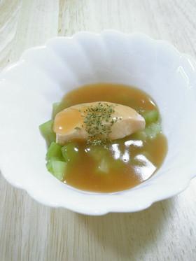 ♡鮭ときゅうりの離乳食♡