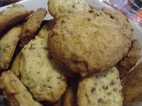 サクサク!チョコチップクッキー
