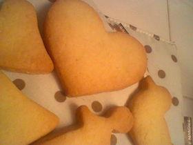 米粉で作る☆簡単クッキー