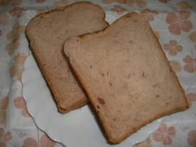 塩スウィーツ♪みたいな桜あん食パン