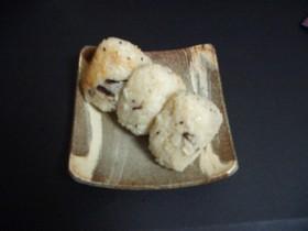 椎茸炊込みご飯