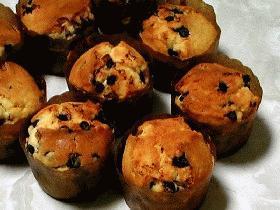 *chocolate chip muffin*