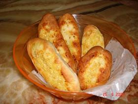 簡単できちゃう~ソフト大蒜フランスパン