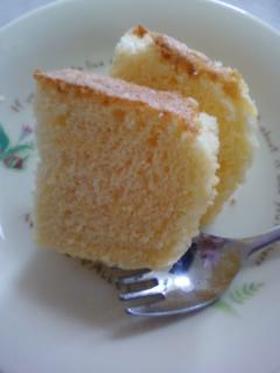 フワ♪しっとりチーズ蒸しパン風ケーキ