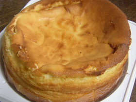 チーズケーキといえば、これ!!