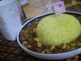 ギャルごはん☆ヘルシー豆カレー