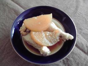 簡単、鶏肉と大根の煮物