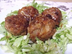 肉団子(ミートボール)