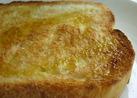 シンプルに♪オリーブオイルが薫るトースト