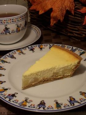 みんな大好き☆我が家のチーズケーキ生地