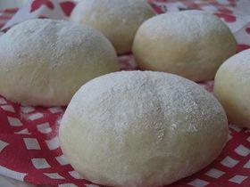 乳清を使ったフワフワもちもちの白いパン♪