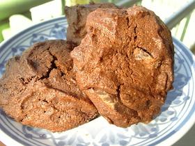 チョコがごろごろ*チョコリッチクッキー