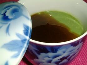 ❤豆まめ(豆乳+豆腐)美容プリン❤抹茶編