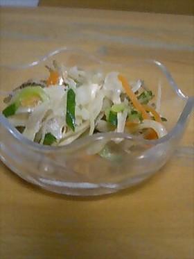 ゴマドレ☆新ごぼうサラダ