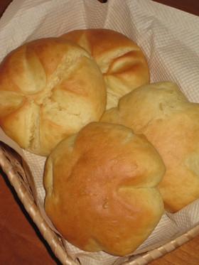 おさつパン(HBで一次発酵まで)