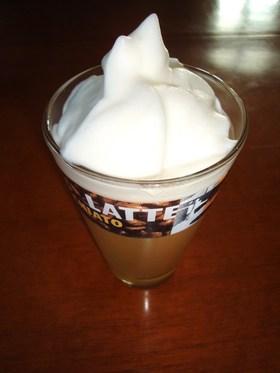 ソイ・ラッテ★豆乳たっぷりコーヒー