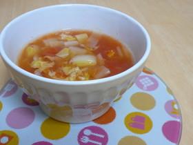 とろっとろ☆とまとのスープ