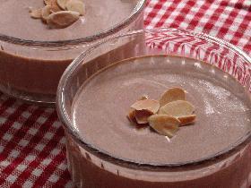 板チョコで作る♪チョコレート☆ムース
