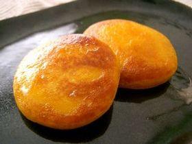 かぼちゃ餡で『かぼちゃ餅』