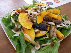 焼き野菜サラダ