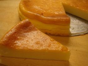 ママン(お母さん)のチーズケーキ