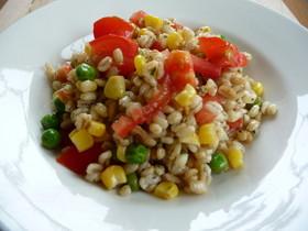 デトック酢 麦(玄米)サラダ