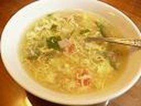 簡単★かに玉スープ