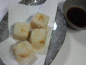 簡単☆揚げだし豆腐