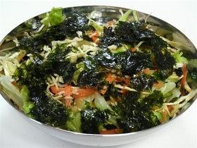 海苔中華サラダ