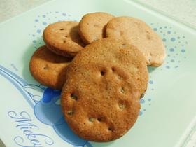 スパイシーチョコチップクッキー