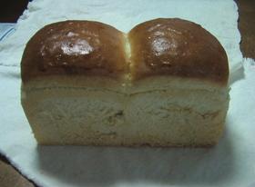 バターロールで食パン(●^o^●)