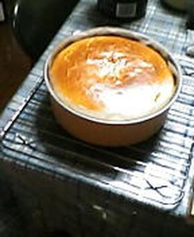 まぜまぜ@ハンドミキサー☆ベイクド・チーズケーキ☆
