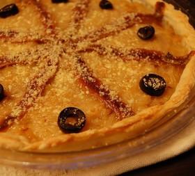 簡単☆玉ねぎとアンチョビのパイ