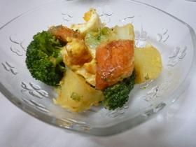 五目温野菜サラダ
