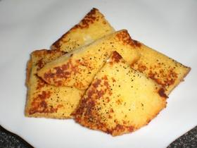 チーズ☆ガーリック☆フレンチトースト