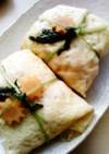 作って楽しい「茶巾寿司」