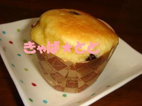 お豆腐で ノンオイルもっちりマフィン^^