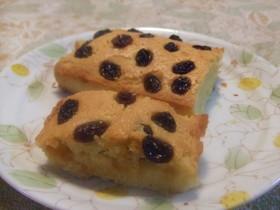 レーズンのパウンドケーキ