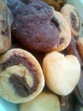 クッキー生地♥♡♥